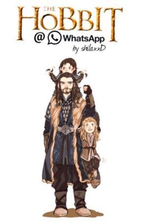 Der Hobbit @Whatsapp by shilaxxD