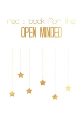 rec book : for the open minded by autumnlouxx