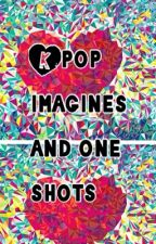Kpop imagine's/one shot by souleater6