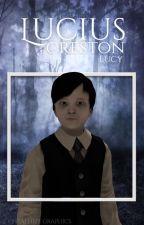 Lucius Creston by hallucynated
