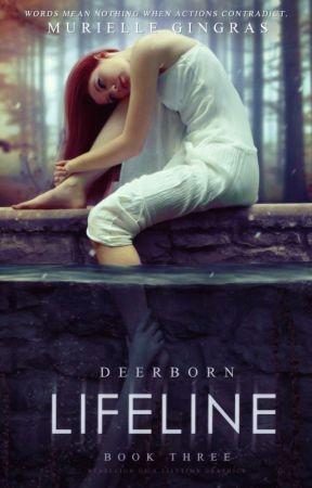 Deerborn: Lifeline (BOOK THREE) by smurfrielle