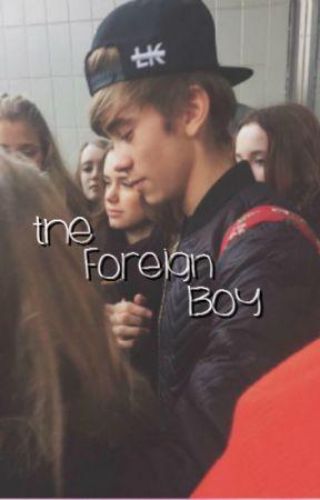 The Foreign Boy (Felix Sandman Fanfiction) by 5erFoooer