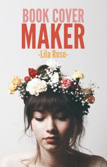 Poetry Book Cover Generator : Book cover maker juliet lila wattpad