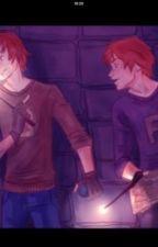 Una snape en griffindor[ Fred Weasley y tu] by Addictedwithapen_