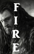 When Fire Met Rain ( A Thorin Oakensheild Fanfic) by middleearth_fanfics