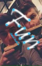 Fun ~A Tronnor Fanfic~ by TheyCallMeDaniel