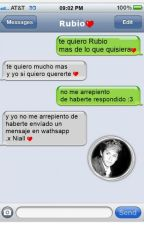 WhatsApp (Niall Horan) by MaryStylinson1309