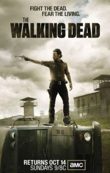 Along For Awhile (the Walking Dead fanfic) by HarleyBryant