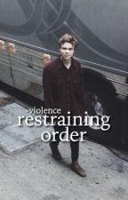 restraining order ➳ lashton by -violence