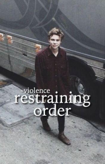 restraining order ➳ lashton