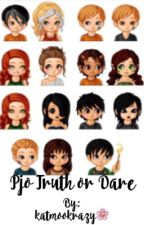 PJO Truth or Dare by katmookrazy