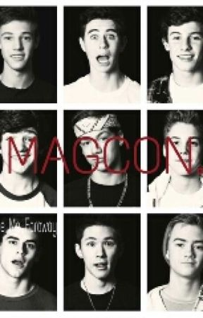Book One||MagCon by TakexMexAway