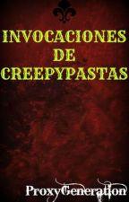 Como invocar creepypastas *u* by Soy_P_666