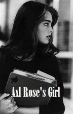 Axl Rose's Girl by heymona