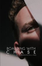 Boarding With Chase by summercalling