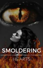 Smoldering Hearts // t.w by 11QueenSupreme11