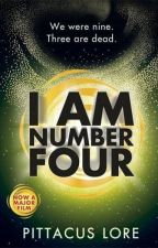 I AM NUMBER FOUR by PITTACUS LORE by FictionFreak_999