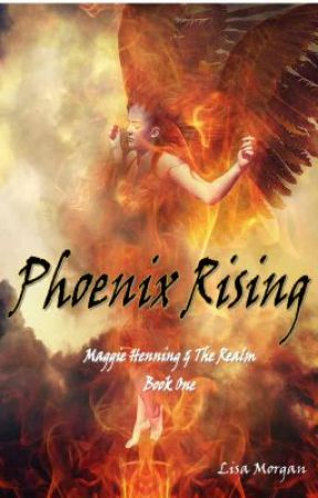 Phoenix Rising by LisaMorgan