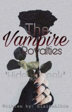 The  Vampire Royalties: HIDE & SEEK by ElaineAlbon