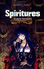 Spiritures (Coterie Series #1) by shinclmnt