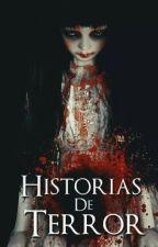 Historias de terror by _TheColors_