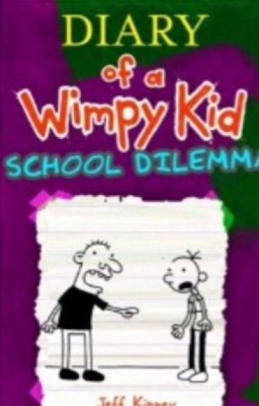 On The Run - Diary Of A Wimpy Kid Fan Fiction