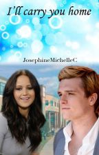 I'll carry you home (Everlark) by JosephineMichelleC
