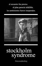 stockholm syndrome; j.b by thecanadianboy