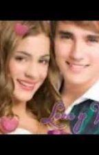 Violetta and Leon by PurpleVioletta