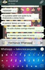 Hermanas Whatsapp by UnknownGirlas