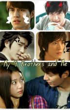 My Four Brothers and Me by iammmariel