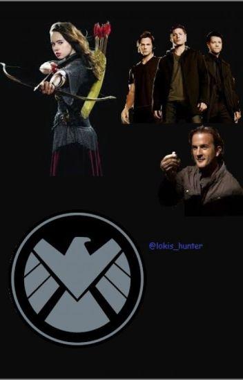 Agent Winchester of S.H.I.E.L.D