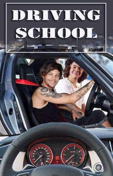 Driving School Ξ Larry Stylinson AU