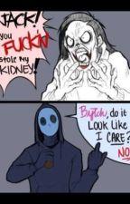 Creepypasta Comedy by mrspider85