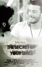The secret of your smile - Blávaro. by blxvaro_