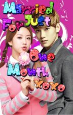 Married Just For One Month (Exo Chen) by Jungkookie10V