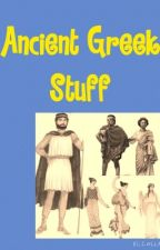 Ancient Greek Stuff by footymoo