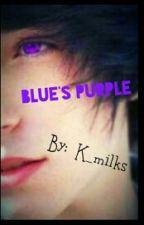 Blue's Purple by K_Milks