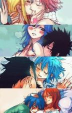 Fairy Tail Lemons (Nalu, Gale, Jerza, Gruvia) by Nalu_lover16