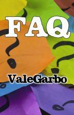 Preguntas Frecuentes (FAQ) by ValeGarbo