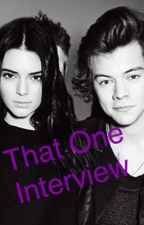That One Interview by NiallerIhavefood