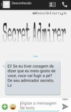 Secret Admirer ❄ Larry Stylinson by backlarrys