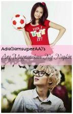 Ang Magnanakaw Ng Napkin [AMNN]-Slow-Update~ by IamsuperAA