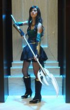 Loki twin sister - Queen of Jotunheim by Ruby_Girlz