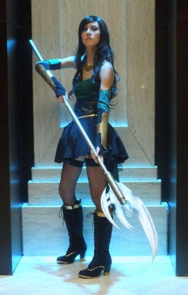 Loki twin sister - Queen of Jotunheim