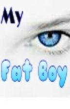 My fat boy by lilevilsmurfettexox