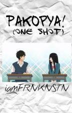 PAKOPYA! (ONE SHOT) by IamFRNKNSTN