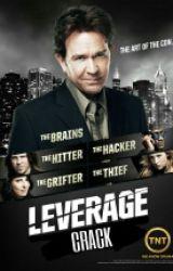 Leverage Crack by Disnerd_Pegasister