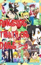 POKESPE TRUTH OR DARE by Fennekinchan
