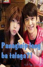 Panaginip lang ba talaga?! (ONE SHOT) by iceXprince